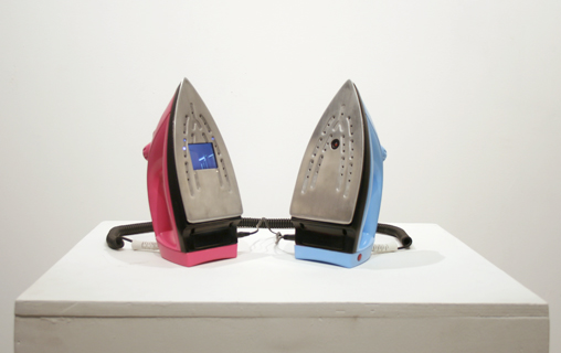 Eric Siu - A Couple of Irons | 2008 | Interactive Device