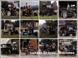lukasz skapski, machines